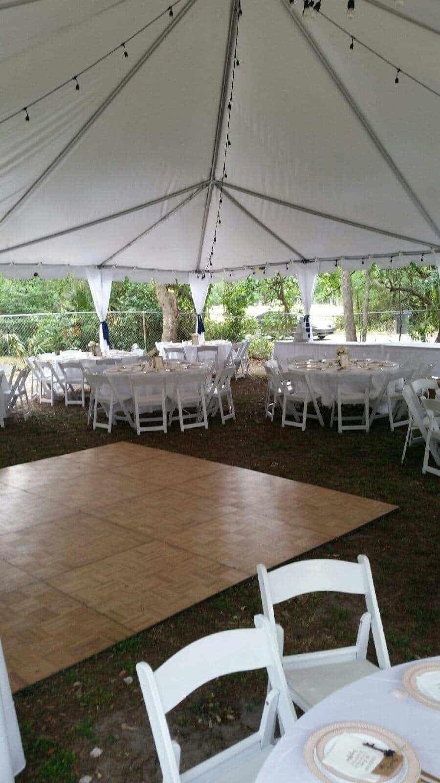 Tampa Wedding Rental