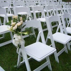 Top Wedding Chair Decoration Ideas