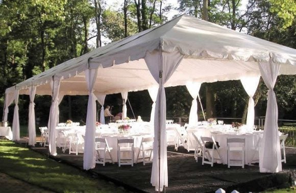 Top Tampa Tent Rental Tips