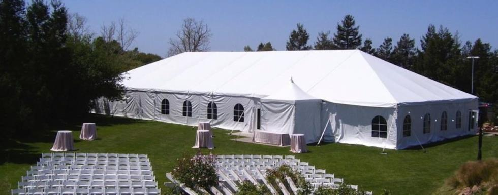 40x120 Frame Tent